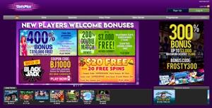 Cyber Gambling at Slots Plus Casino